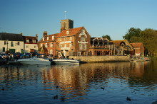 Wareham - The Old Granary, Dorset © Peter Trimming